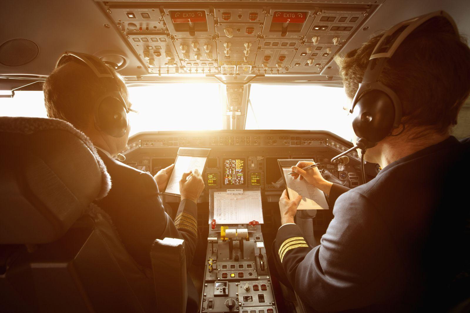 NICHT MEHR VERWENDEN! - Cockpit / Piloten