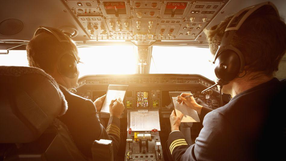 Piloten im Cockpit: Risikofaktor Psyche?