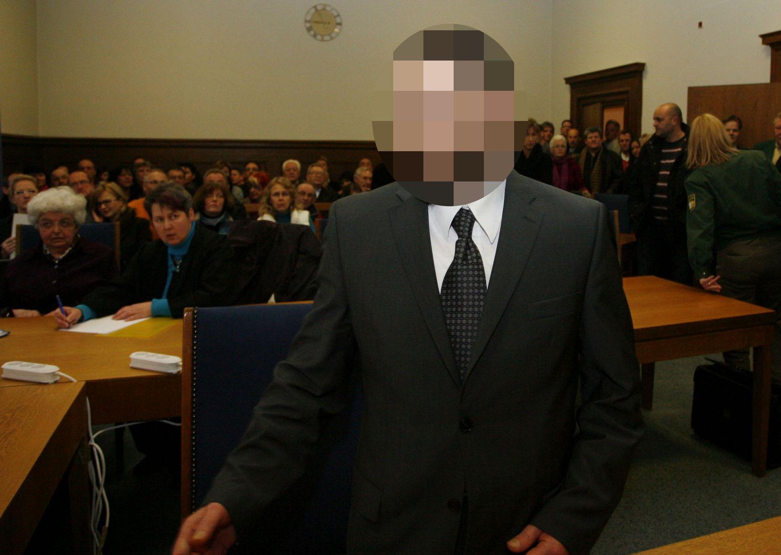 NICHT VERWENDEN Urteil / Tiefgaragen-Mord