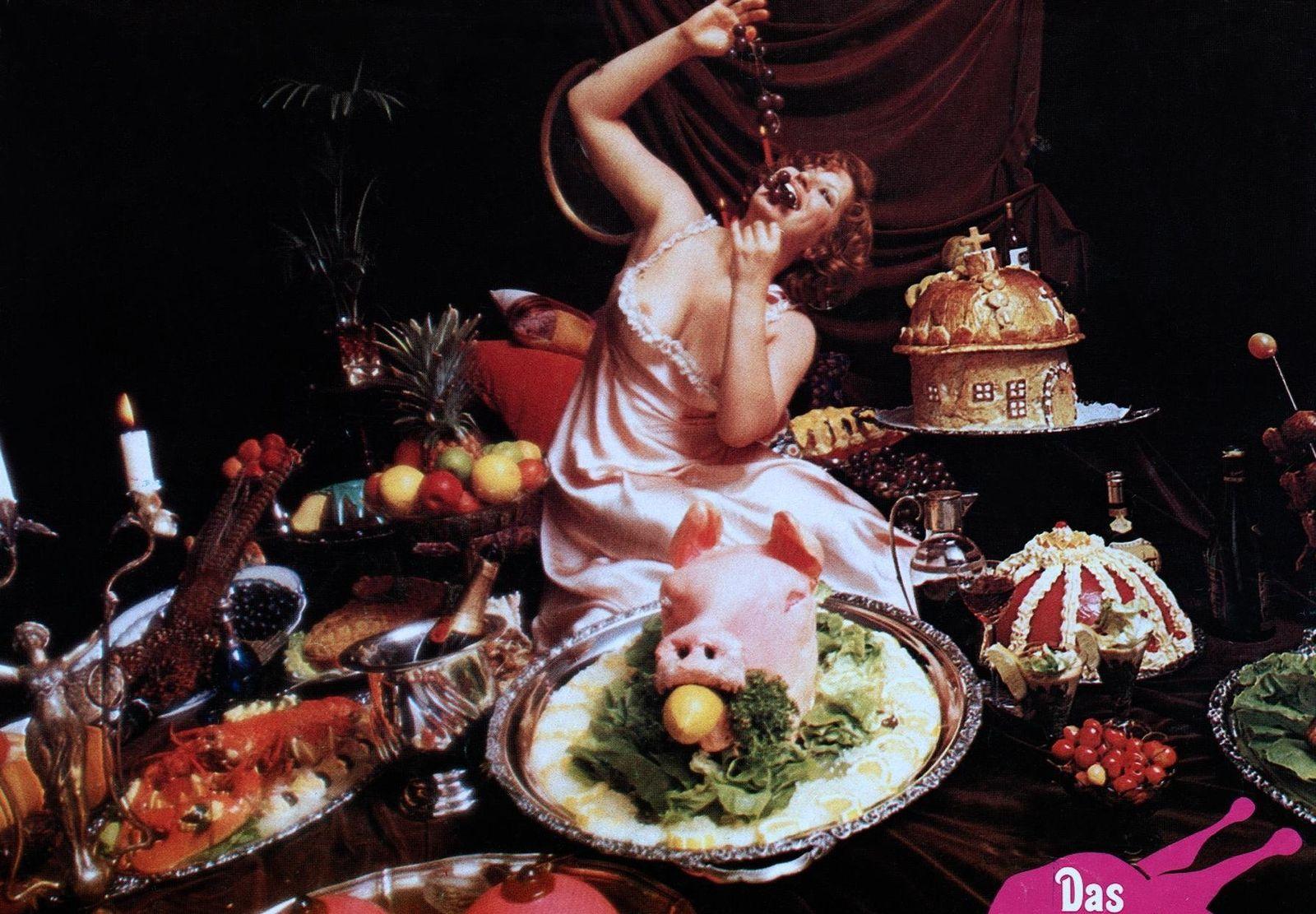 NICHT VERWENDEN EINMALIGE VERWENDUNG Das große Fressen