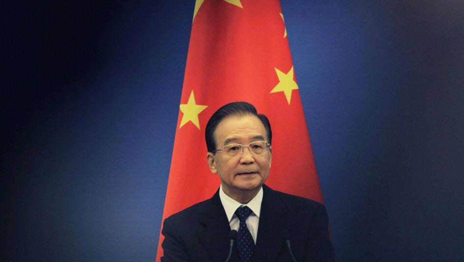 Chinas Premier Wen Jiabao: Reicher Mann, reiche Familie
