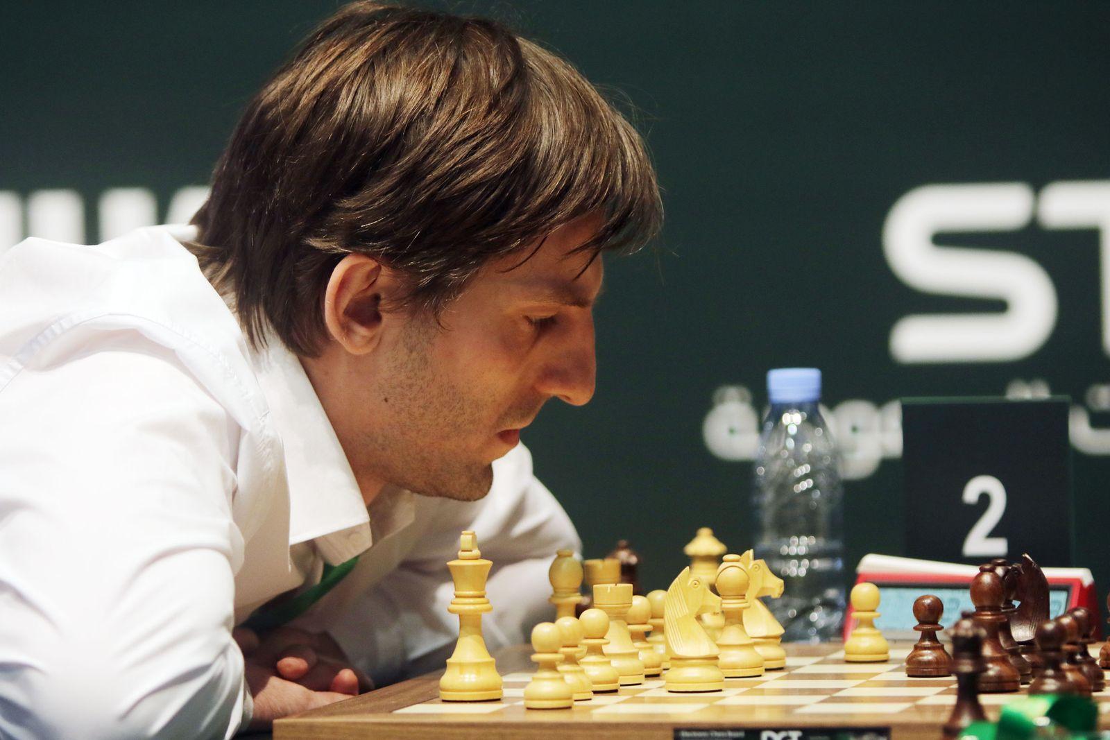Schach/ Alexander Grischuk