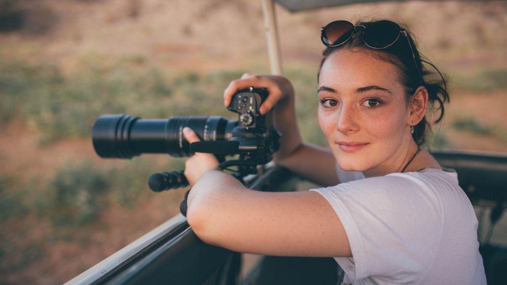 Schauspielerin in Kenia: Auf Reisen mit Maria Ehrich