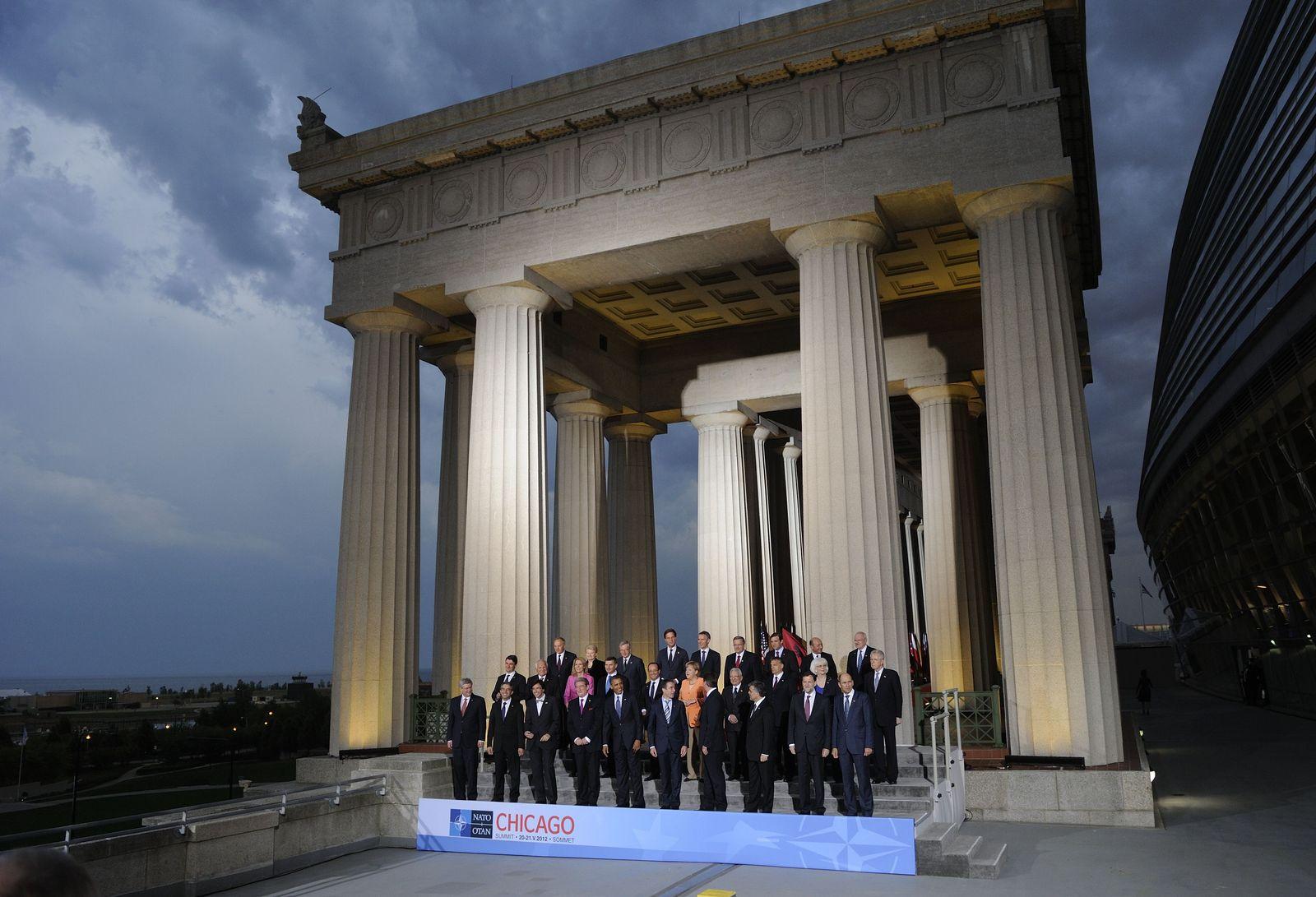 NATO Summit Chicago
