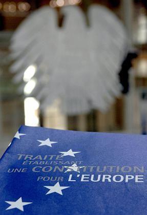 EU-Verfassung: Umstrittenes Vertragswerk