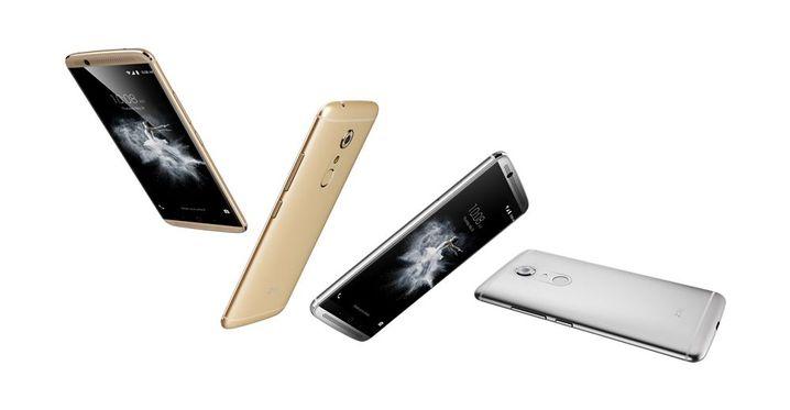 Das ZTE Axon 7 erhält Android Nougat sicher.