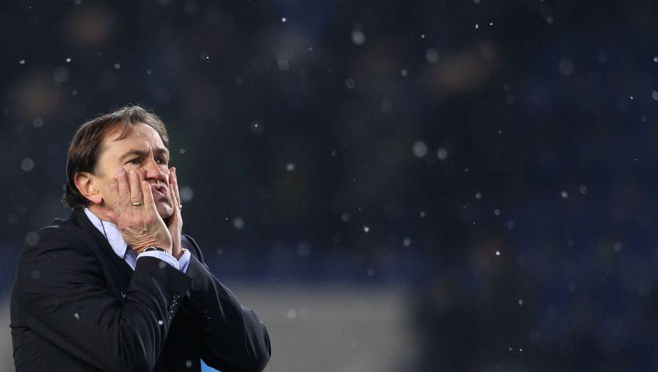 Trainer Lienen: Bei AEK Athen entlassen worden