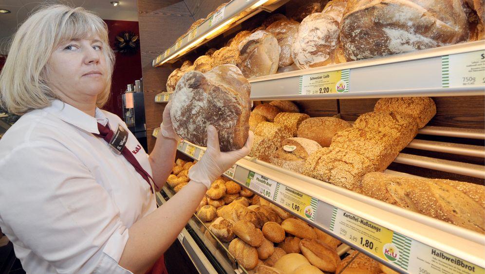 Bäckerlehrlinge: Mit 50 auf die Schulbank