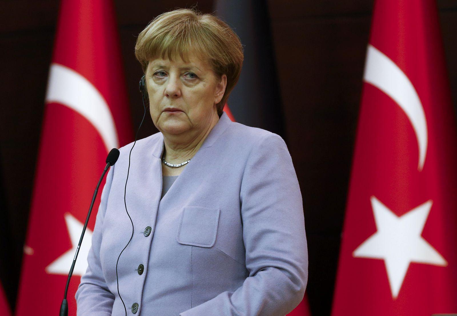 Merkel Turkey
