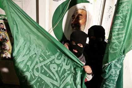 "Hamas-Triumph: ""Es kütt wie es kütt"""