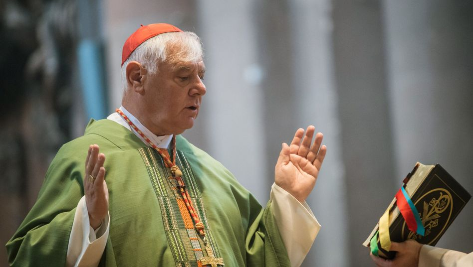 Kardinal Gerhard Ludwig Müller Anfang Juli im Mainzer Dom