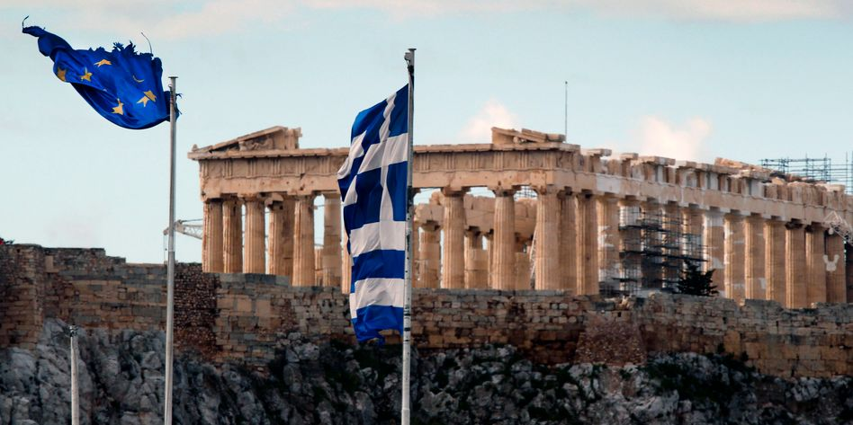 Time to decide? There are reports that Germany wants Greece to hold a referendum on future membership in the euro zone.