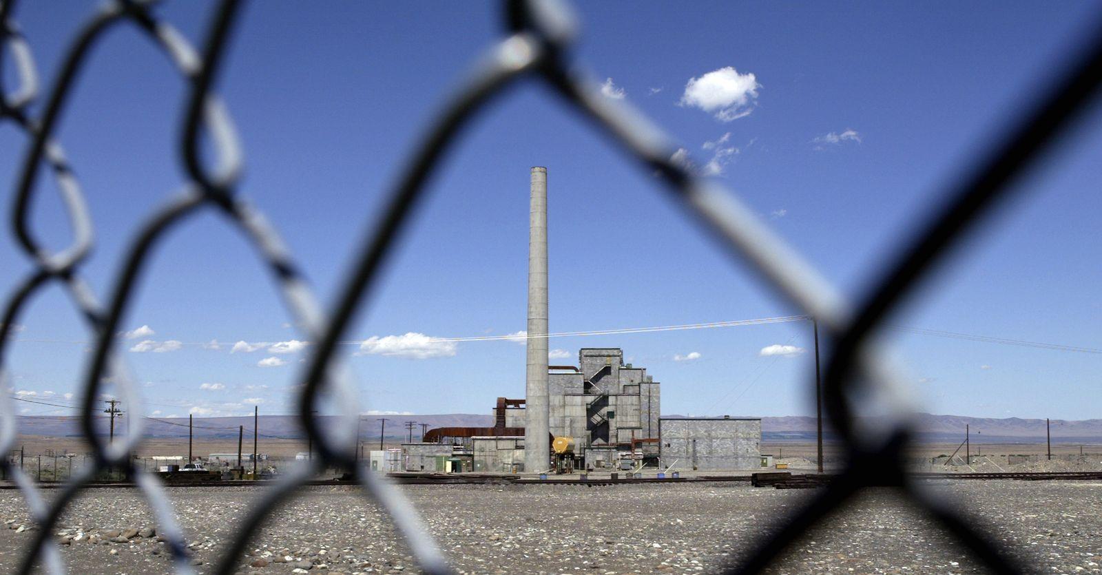 Hanford / US-Atommülldeponie
