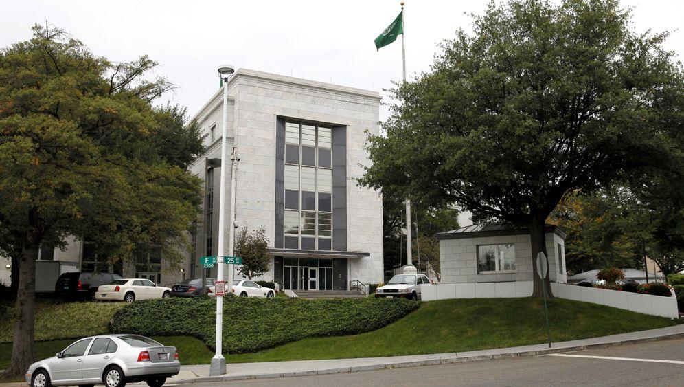 Iranische Agenten: Terrorplot in Washington