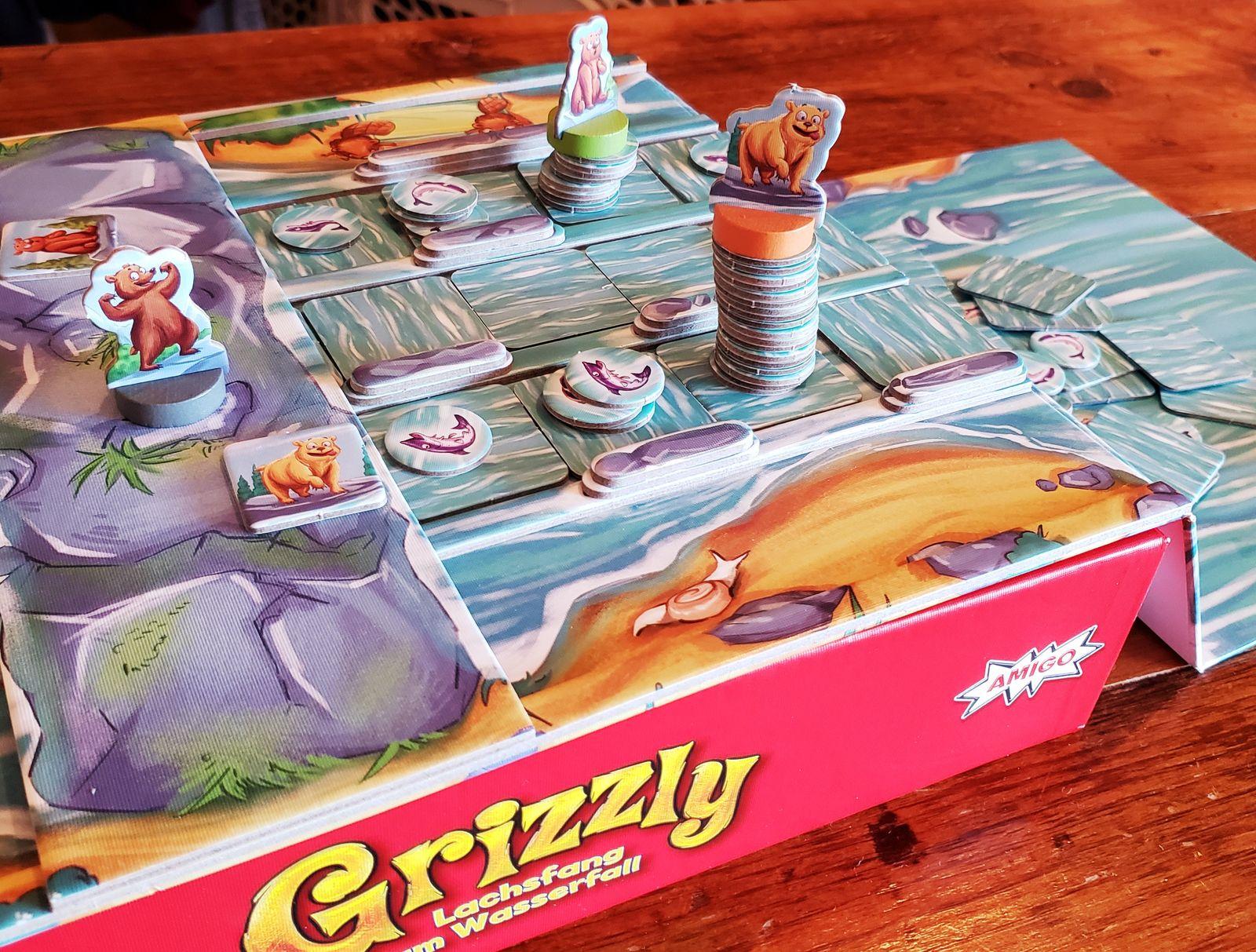 Grizzly Spielszene Copyright Hendrik Breuer