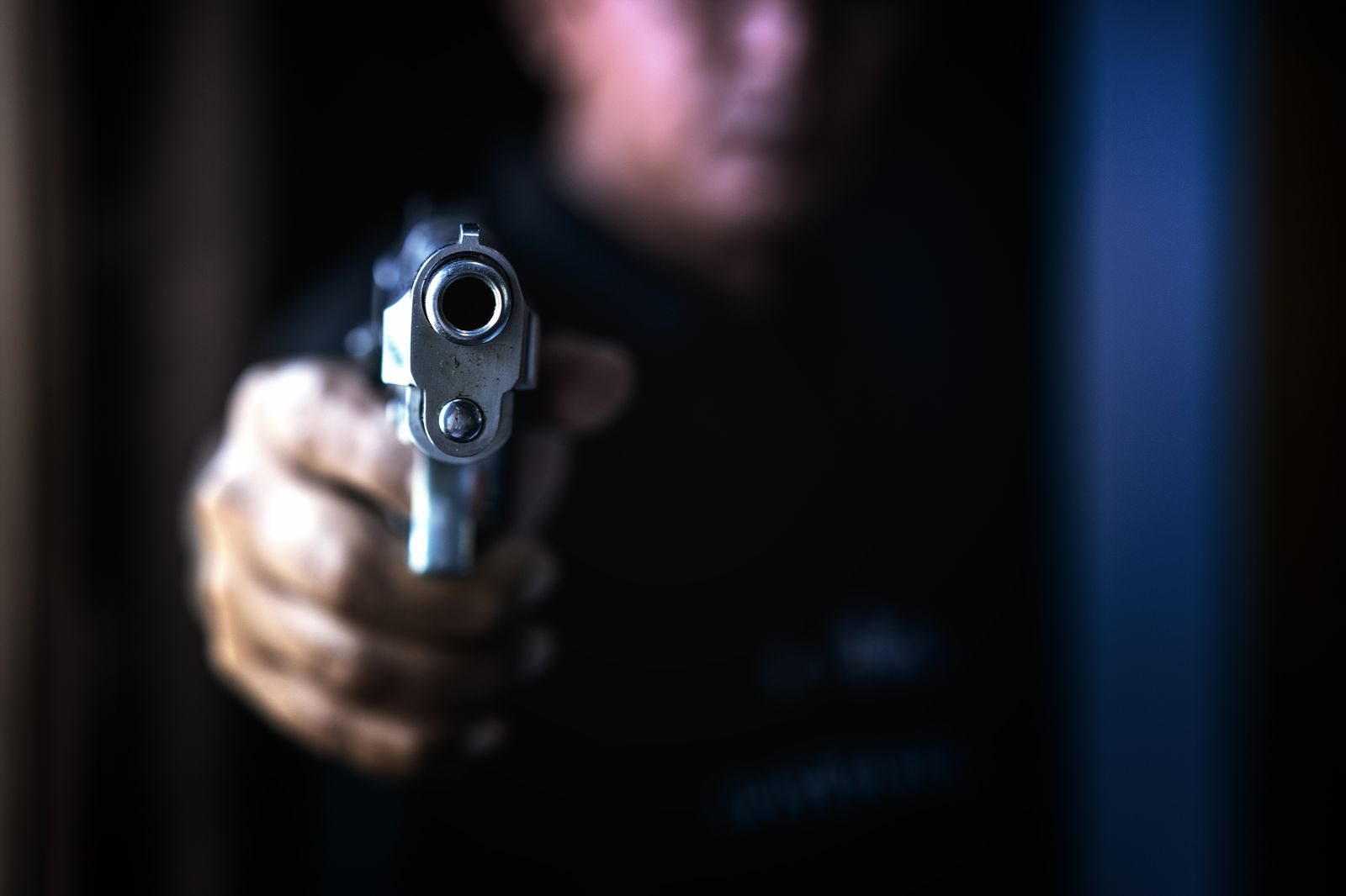 Armed robbers used the gun to robbery.