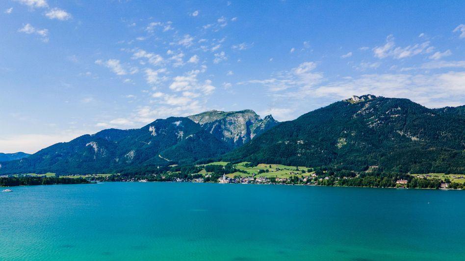 Tödlicher Sprung: Beim Wolfgangsee ist ein Klippenspringer gestorben (Archivfoto)