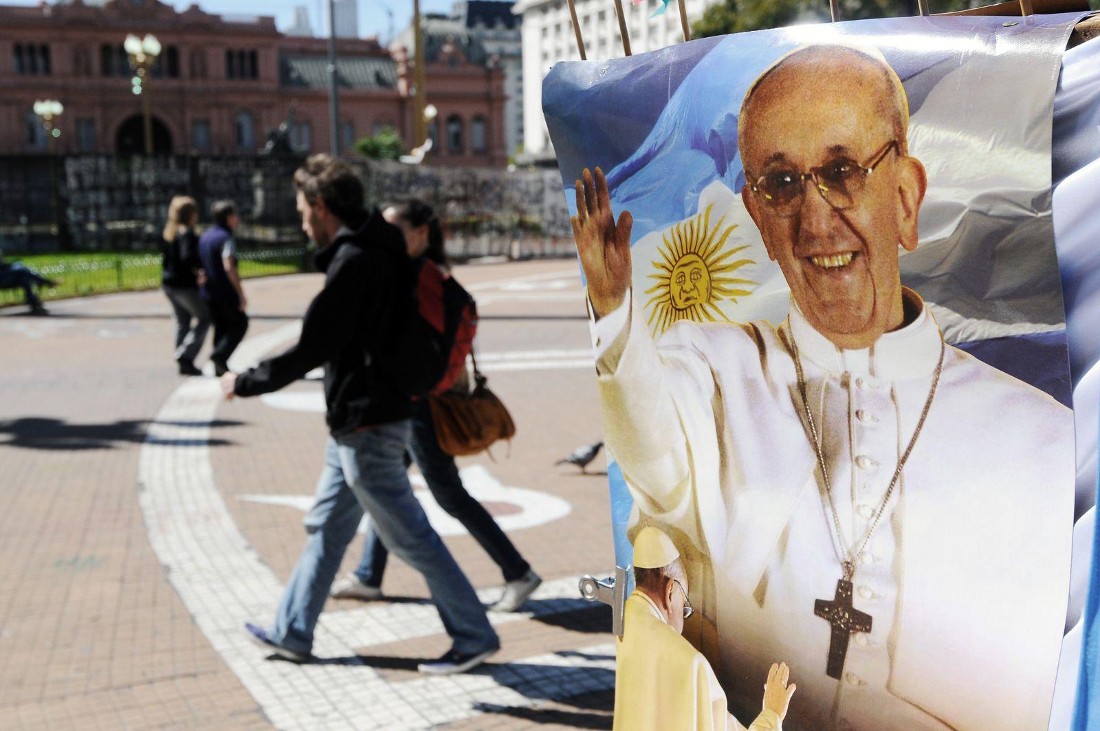 ARGENTINA-VATICAN-FRANCIS-MASS