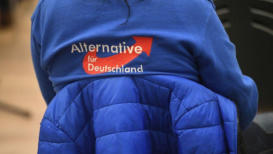 AfD-Pullover in Mecklenburg-Vorpommern