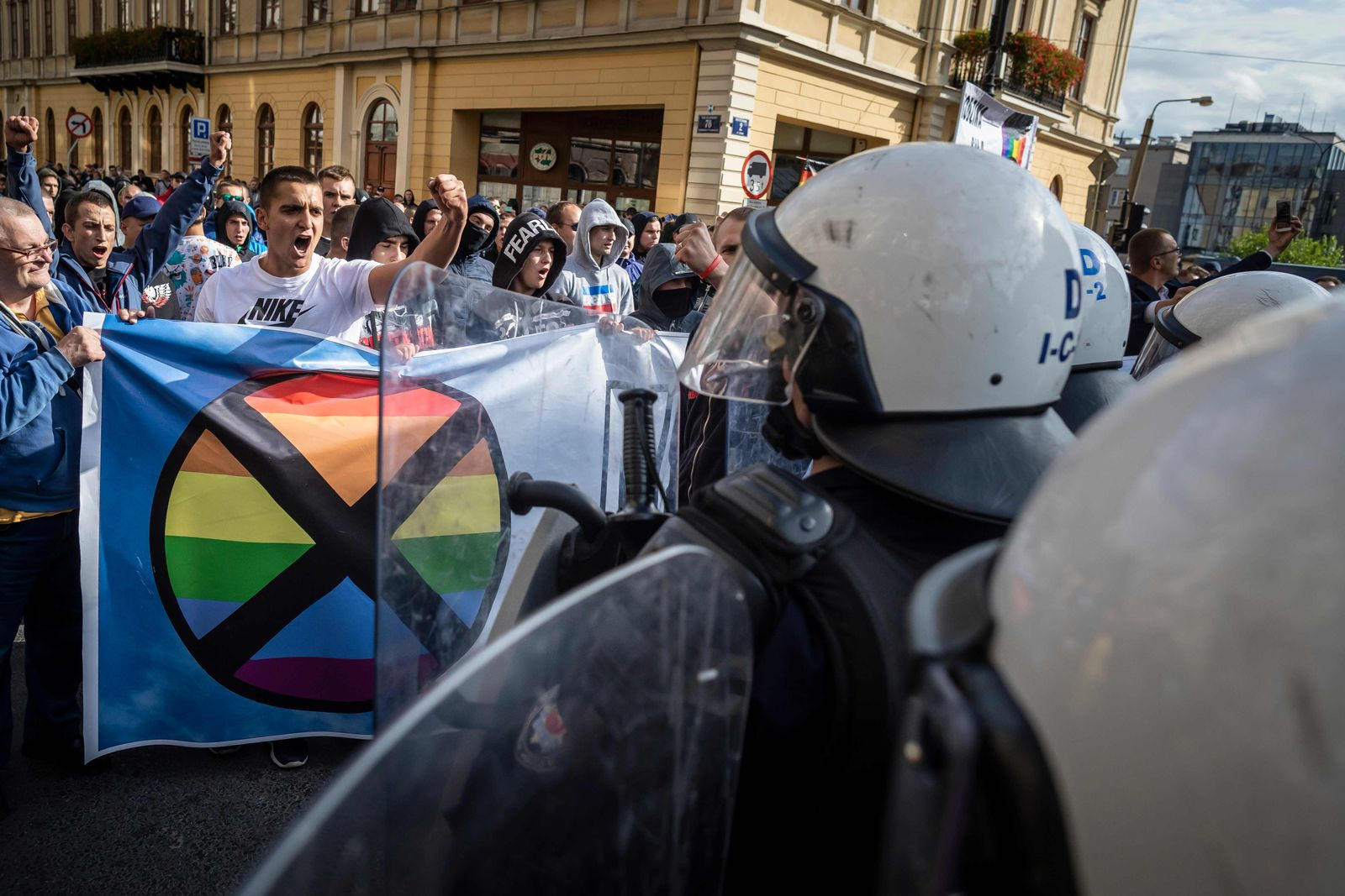 POLAND-SOCIETY-LGBT-PRIDE