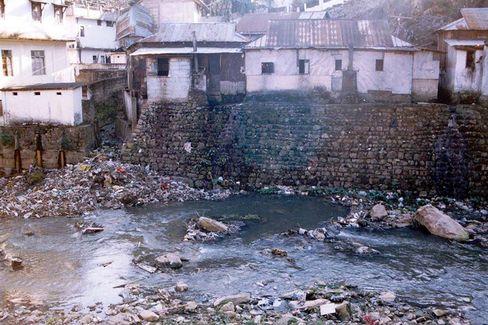 Ungeklärte Abwässer in Indien: 1,5 Millionen Tote pro Jahr weltweit