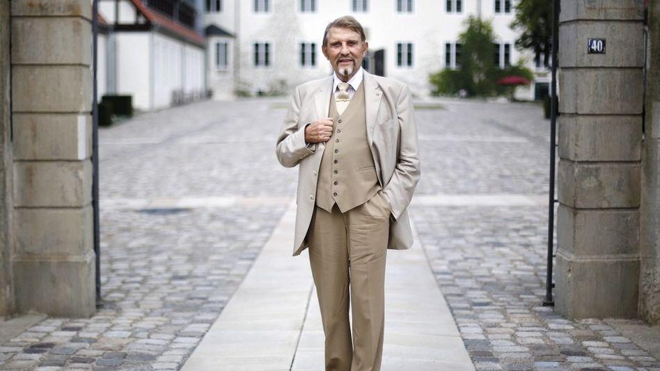 Firmenpatriarch Gauselmann(*)