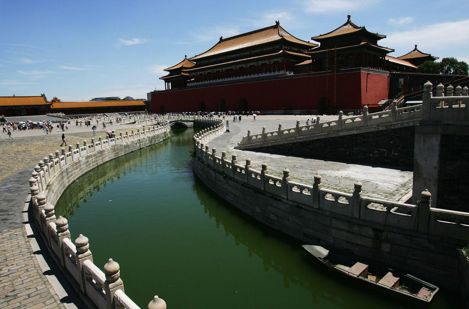 Peking/ Verbotene Stadt