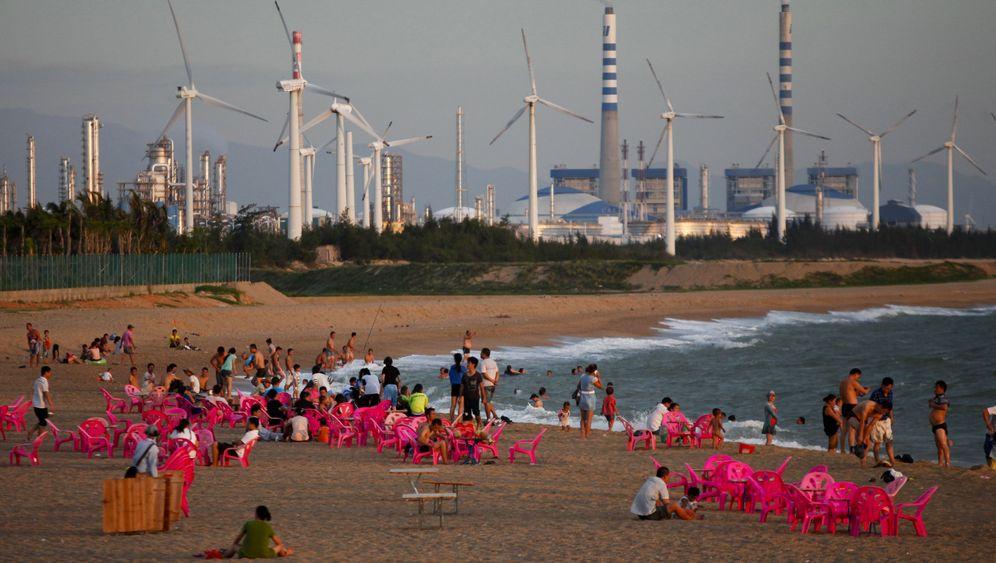 Erneuerbare Energien: Vorteil China