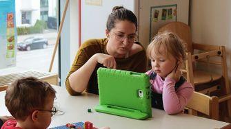 Sollten Kitakinder programmieren lernen?