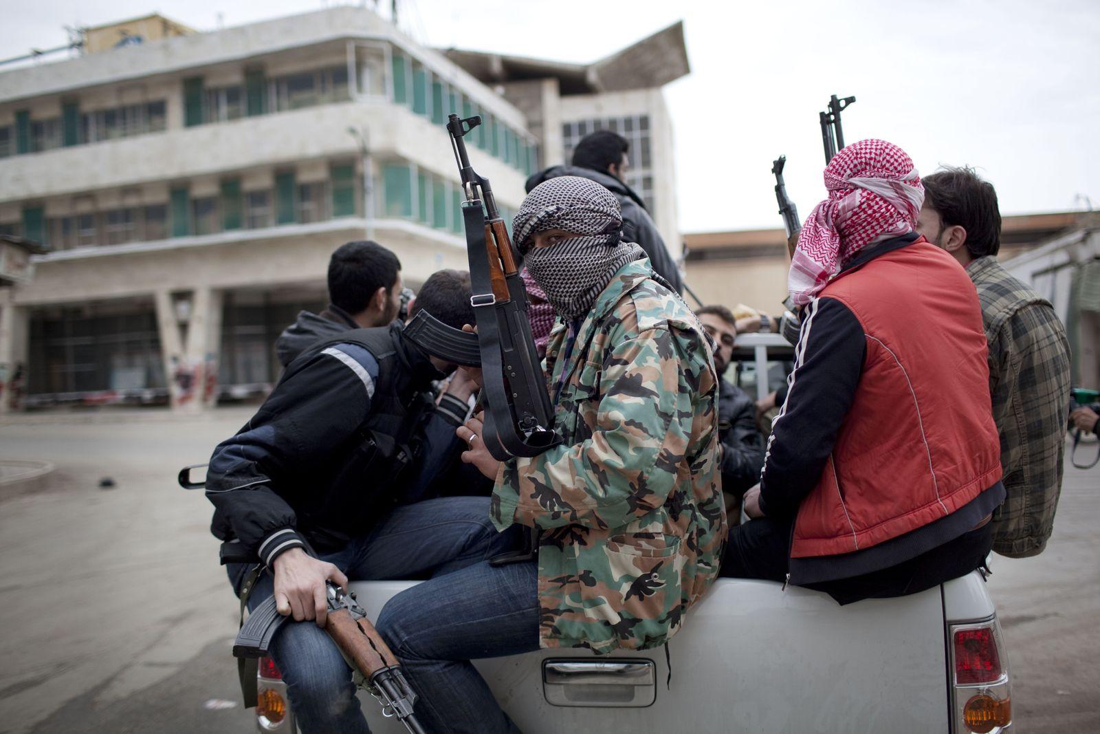 Syrien/ FSA