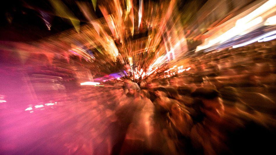 """Party beim """"Isarrauschen"""" (Archiv): Auswahl der Gäste vernünftig"""