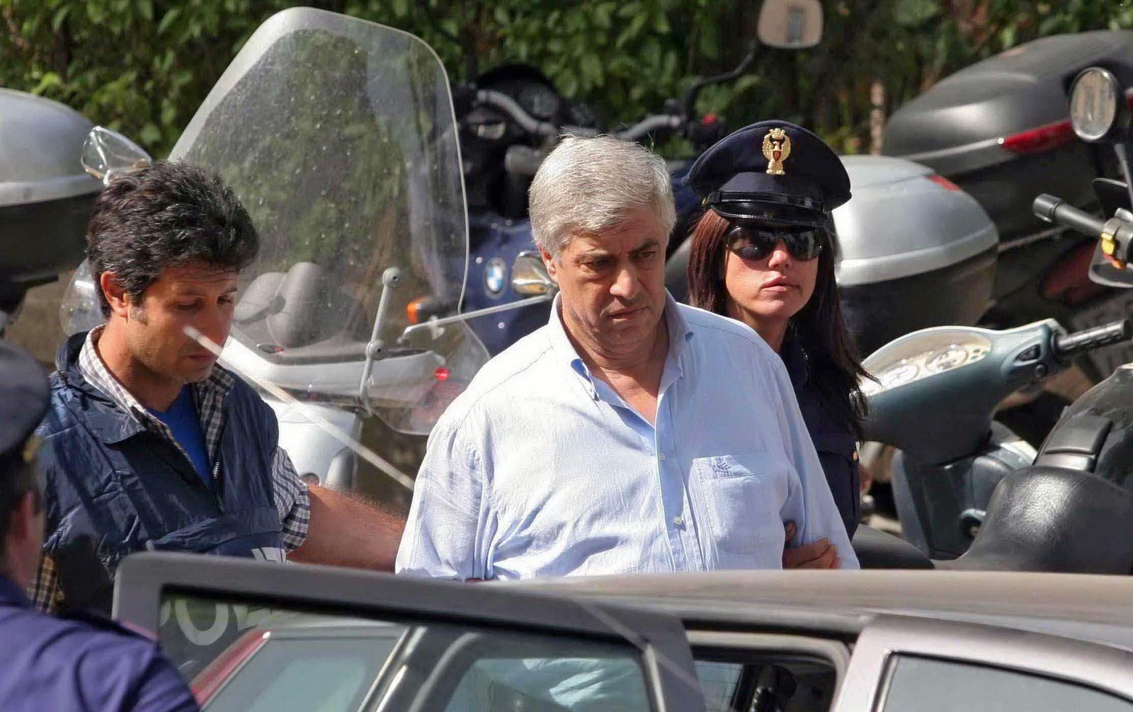 Ninety-five people arrested for criminal association