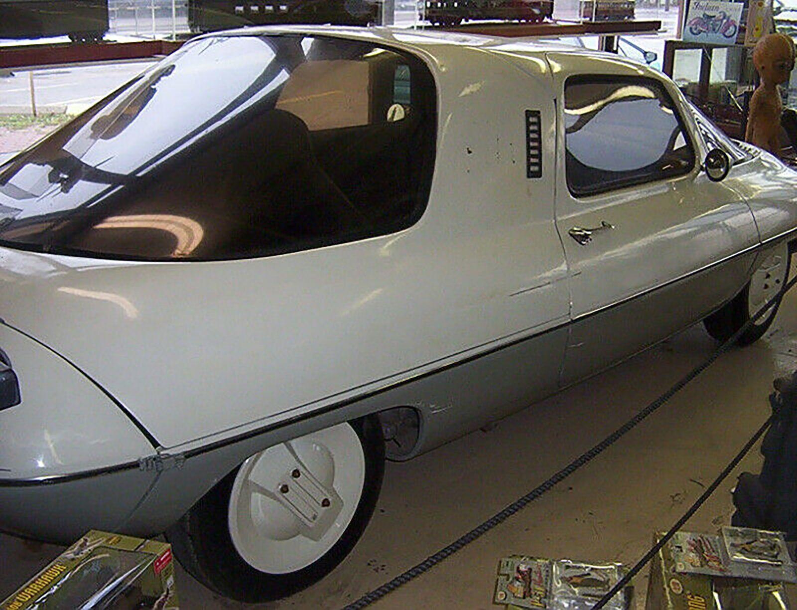1970 Volkswagen Concept Car