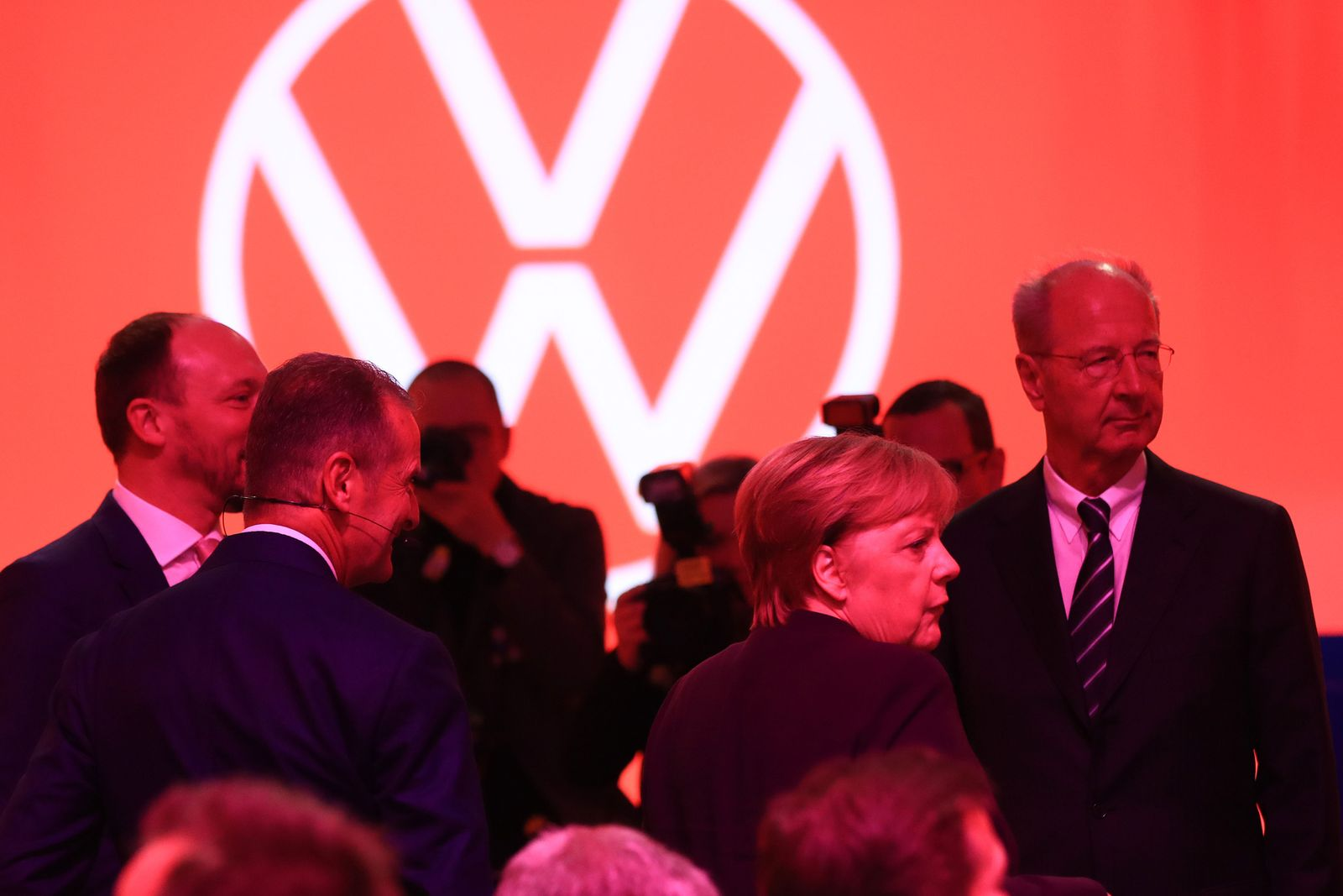 Volkswagen AG Begins Mass-Market Production Of The VW ID.3 Electric Automobile