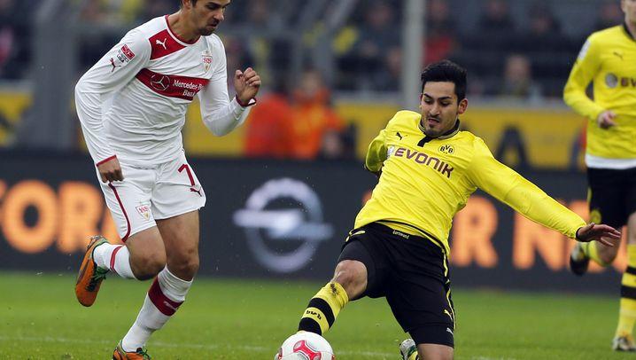 Fußball-Bundesliga: Schmelzer ärgert sich, Hoffenheim jubelt