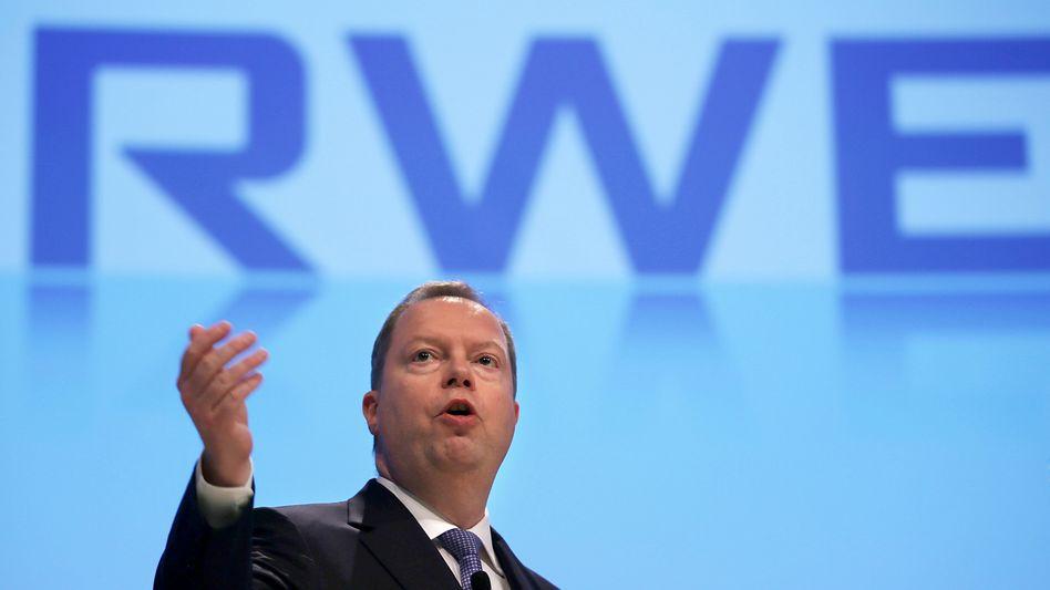 """Peter Terium: """"RWE wird schneller und wendiger sein"""""""