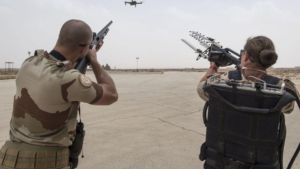 Miniflieger: Wie man Drohnen abwehren kann