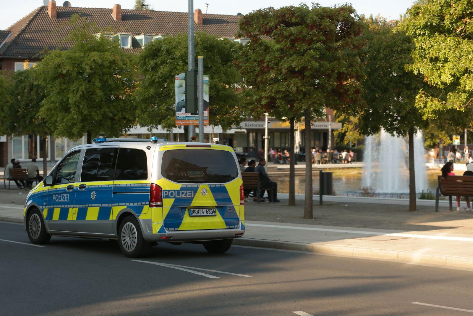 Mutmaßlich islamistische Attacke in Stolberg