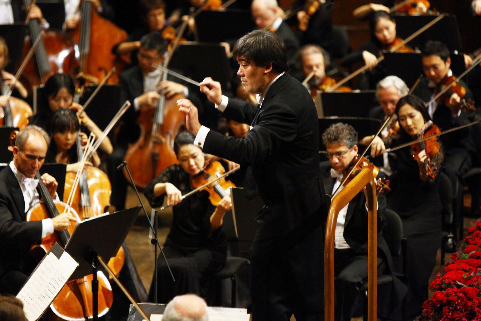Alan Gilbert/ New York Philharmoniker