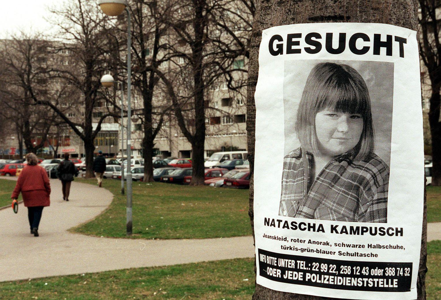 Natascha Kampusch Erste Bilder