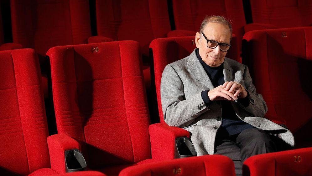 Ennio Morricone: 500 Kompositionen und kein bisschen müde