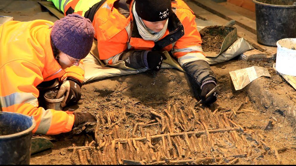 Ausgegraben: Der Steinzeit-Highway über den Fehmarnbelt