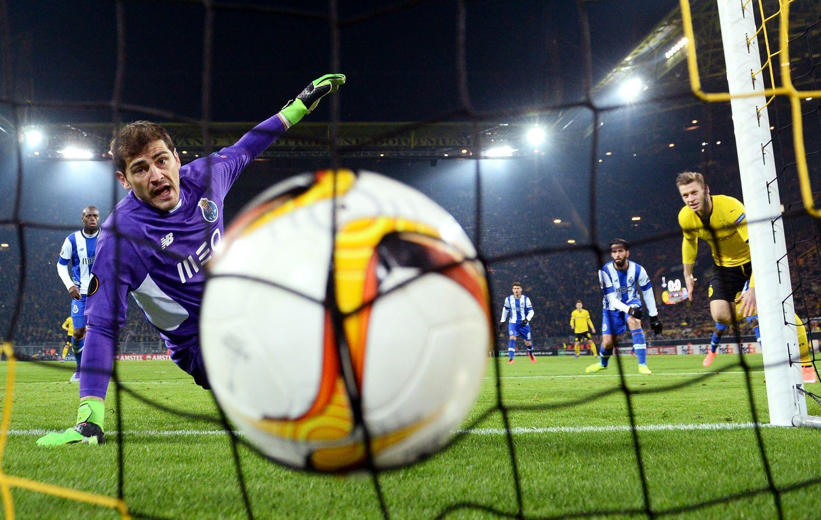 Dortmund BVB Iker Casillas Porto