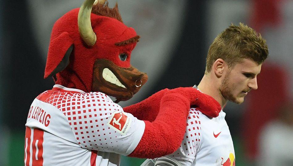 Bayern oder Leipzig - Timo Werner scheint auch unschlüssig zu sein