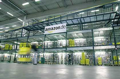 """Amazon-Versandzentrum in Bad Hersfeld: """"Es gibt genug andere, die Arbeit suchen"""""""