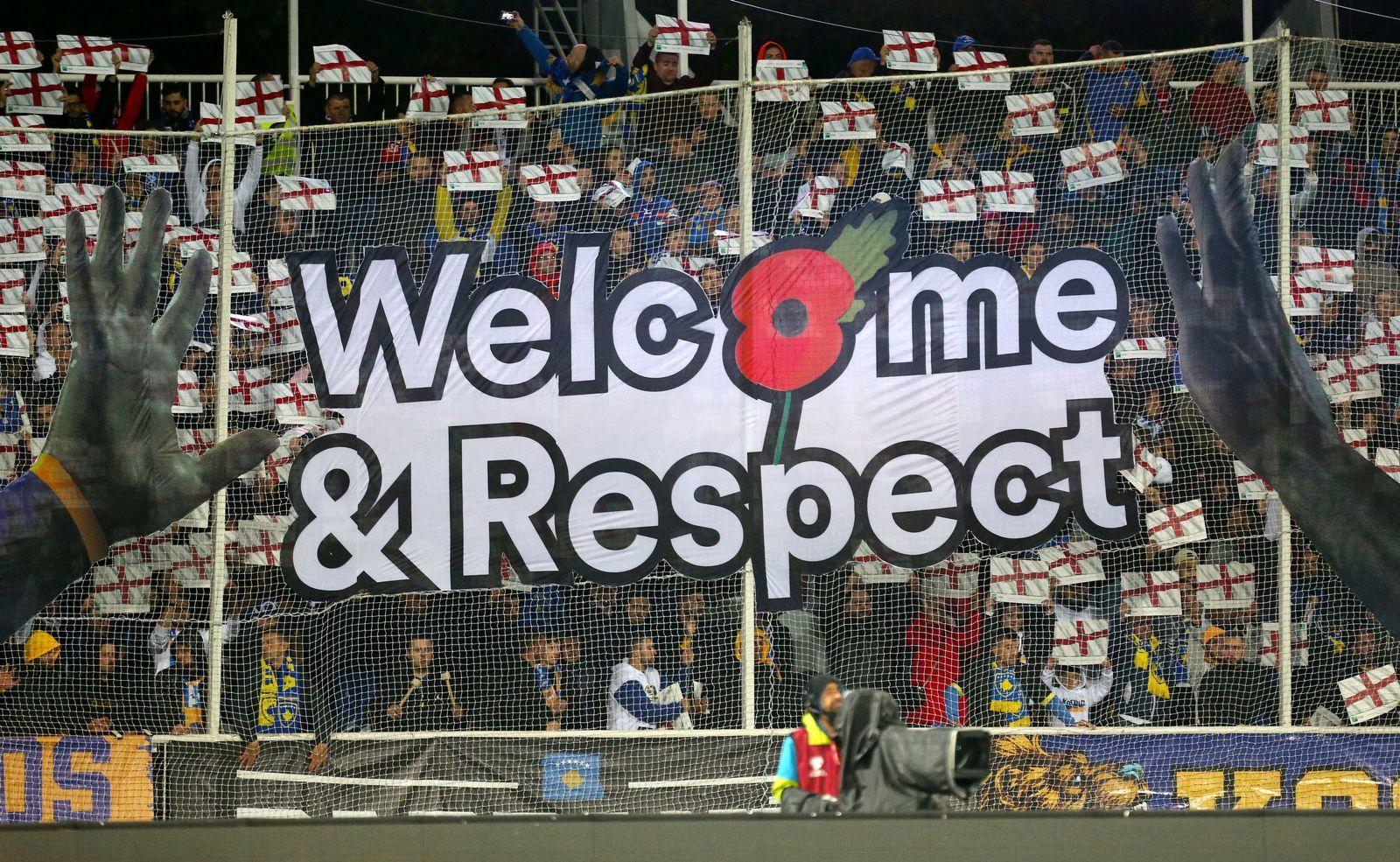 Kosovo v England - UEFA Euro 2020 Qualifying - Group A - Fadil Vo