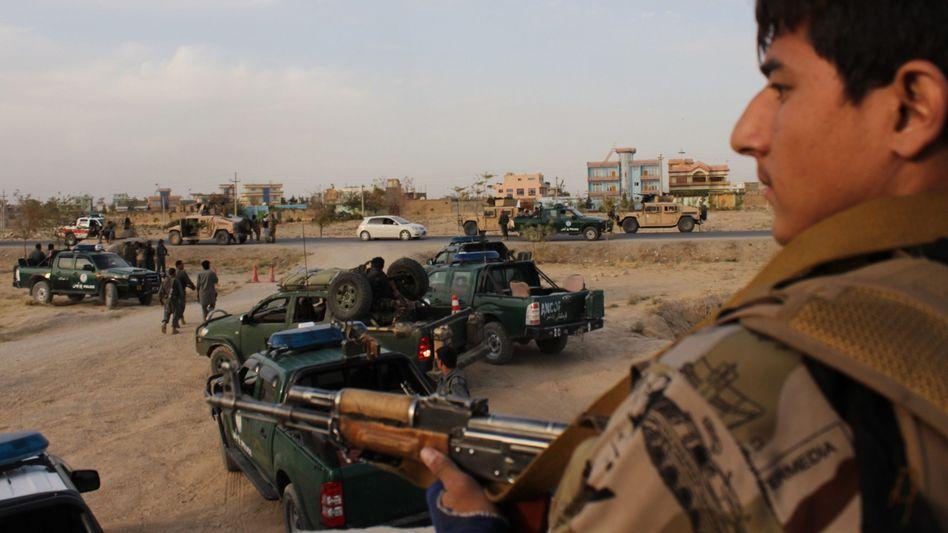 """Kampf um Kunduz: """"Das ist keine Guerillatruppe mehr, das ist eine Armee"""""""