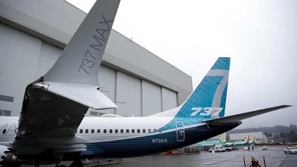 737 Max von Boeing: Nur langsam wieder auf Kurs