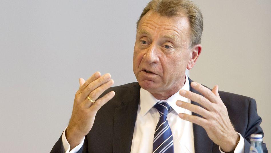 Michael Segbers, dpa-Geschäftsführer: Beziehungen zwischen Europa und den USA stärken