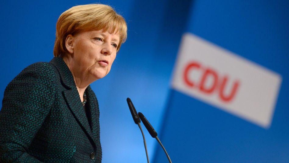 """Merkelauf CDU-Parteitag: """"Wie klein will sich die SPD eigentlich noch machen?"""""""